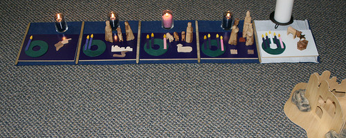 Godly Play Advent Materials from Trinity Episcopal Cathedral, Portland,Oregon