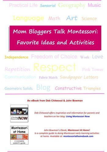 Mom Bloggers Talk Montessori: Favorite Ideas and Activities