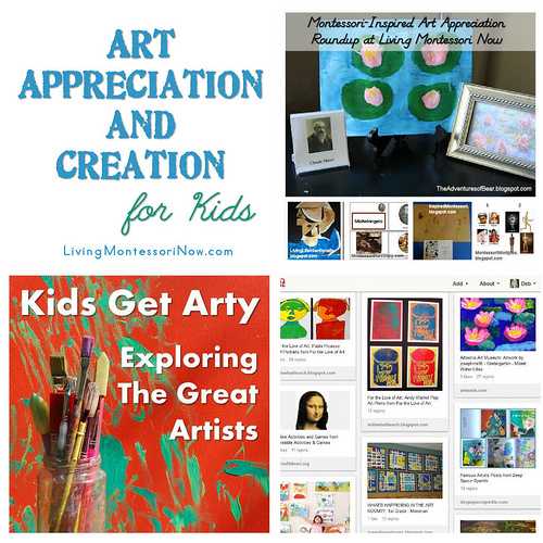 Art Appreciation and Creation for Kids