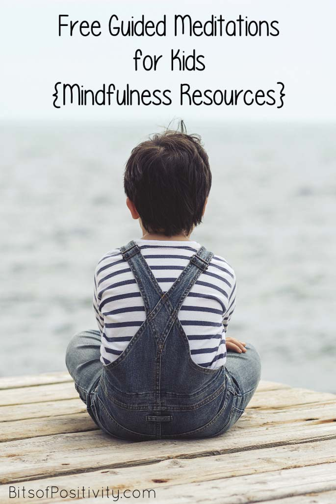Free Guided Meditations for Kids