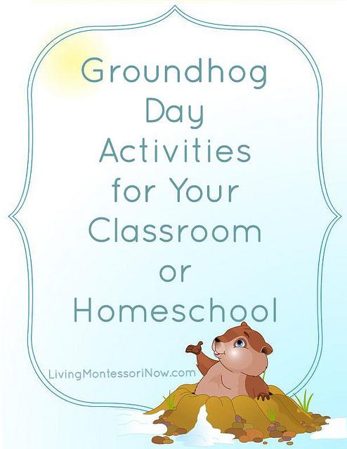 Groundhog day activities for your classroom or homeschool ibookread Read Online
