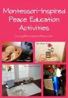 Montessori-Inspired Peace Education Activities