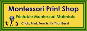 Montessori Print Shop