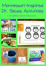 Montessori-Inspired Dr. Seuss Activities