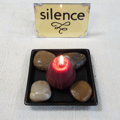 Silence Game (Photo from Dirigo Montessori School)