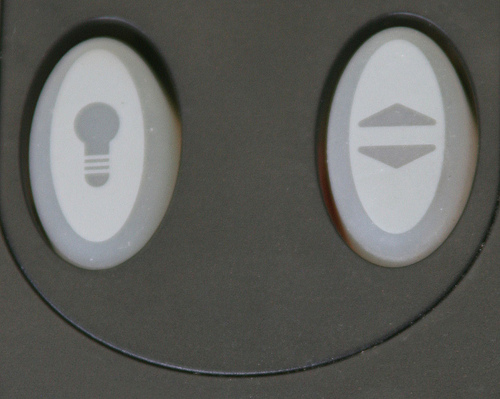Garage Control Smiley