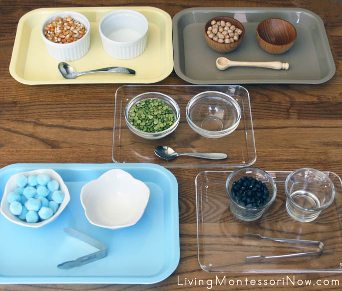 Montessori Services Practical Life Activities Review