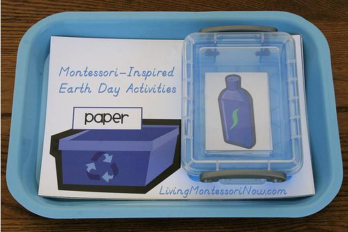 Montessori-Inspired Earth Day Activities
