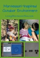 Montessori-Inspired Outdoor Environment