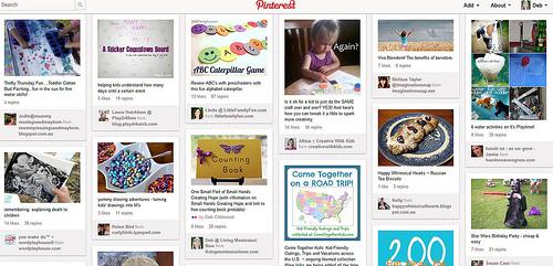 Kid Blogger Network Activities & Crafts Pinterest Board