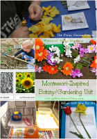 Montessori-Inspired Gardening Unit