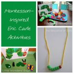 Montessori-Inspired Eric Carle Activities