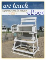 We Teach – Free Summertime Learning eBook 2012!