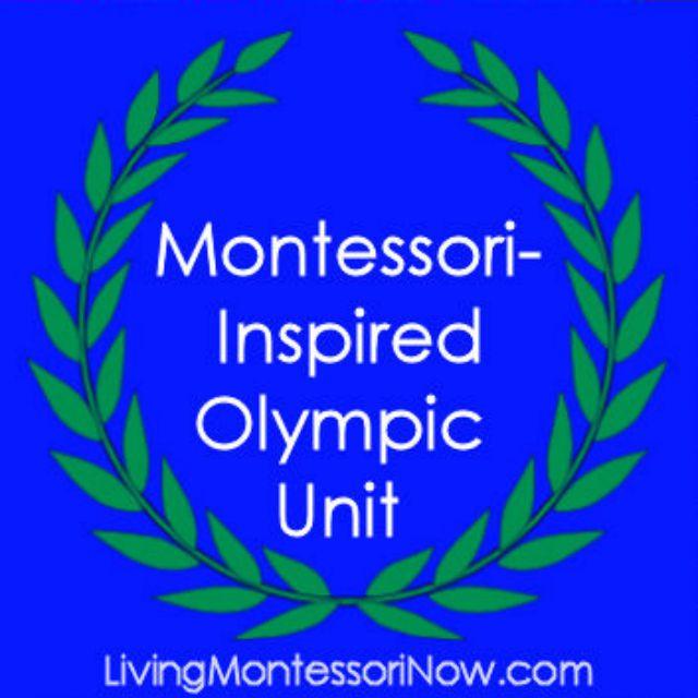 Montessori-Inspired Olympic Unit