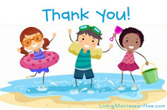 Thank You's for July 2012 (Stock Photo by Lorelyn Medina)