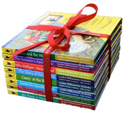 Giveaway – Maestro Classics $150 9-CD Collection for Kids!