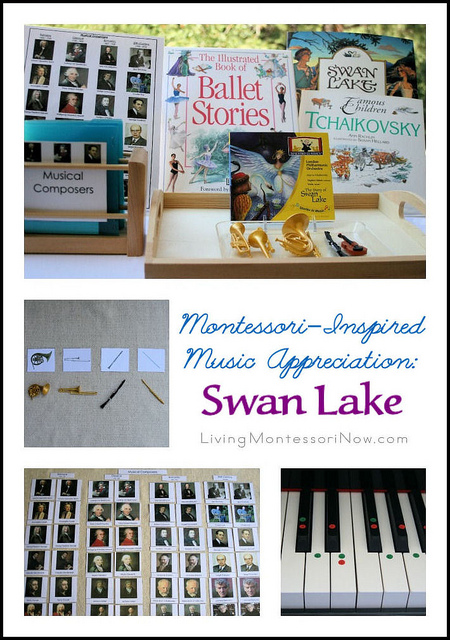 Montessori-Inspired Music Appreciation: Swan Lake