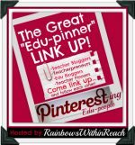 3 Pinterest Link-Ups: Edu Pinners, ECE Pinners, and Kinder Pinners!