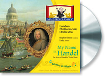 My Name is Handel CD