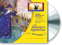 The Sorcerer's Apprentice CD