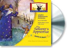 The Sorcerer's Apprentice CD