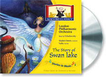 The Story of Swan Lake CD