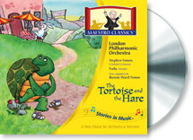 The Tortoise and the Hare CD