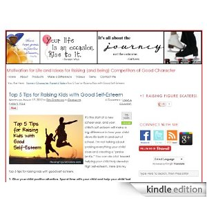 Raising Figure Skaters in the Amazon Kindle Store