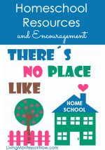 Homeschool Resources and Encouragement