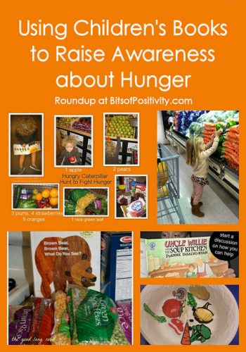 Using Children's Books to Raise Awareness about Hunger