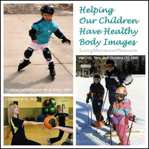 Helping Our Children Have Healthy Body Images