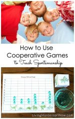 How to Use Cooperative Games to Teach Sportsmanship