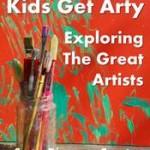 Kids Get Arty Blog Hop
