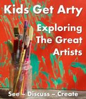 Kids Get Arty Blog Hop