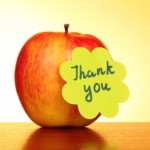 Thank You's for September 2012 (Stock Photo by Leonid Yastremskiy)