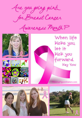 Are You Going Pink for Breast Cancer Awareness Month?