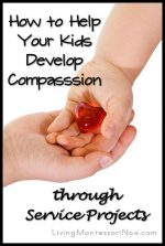 How to Help Your Kids Develop Compassion through Service Projects