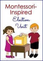 Montessori-Inspired Election Unit