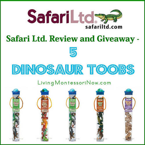 Safari Ltd. Review and Worldwide Giveaway