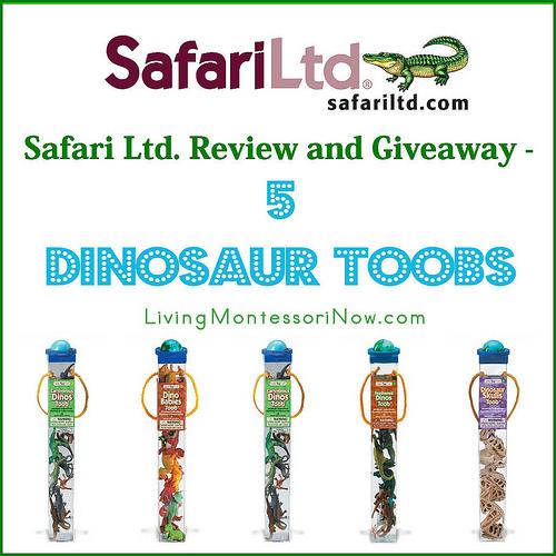 Free Safari Ltd. Dinosaur TOOB Keys
