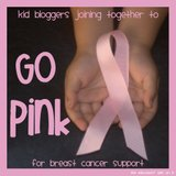 Go Pink for Breast Cancer Support