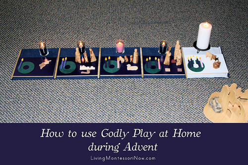 How to Use Godly Play at Home during Advent