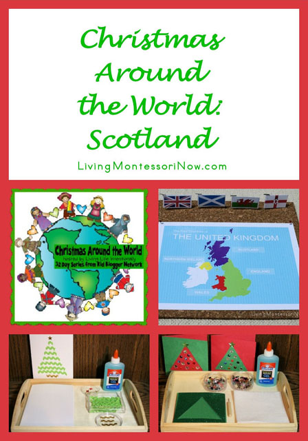 Christmas Around the World - Scotland