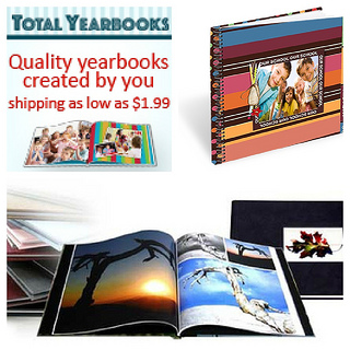 Giveaway – $50 Gift Certificate for Total Yearbooks