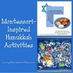 Montessori-Inspired Hanukkah Activities