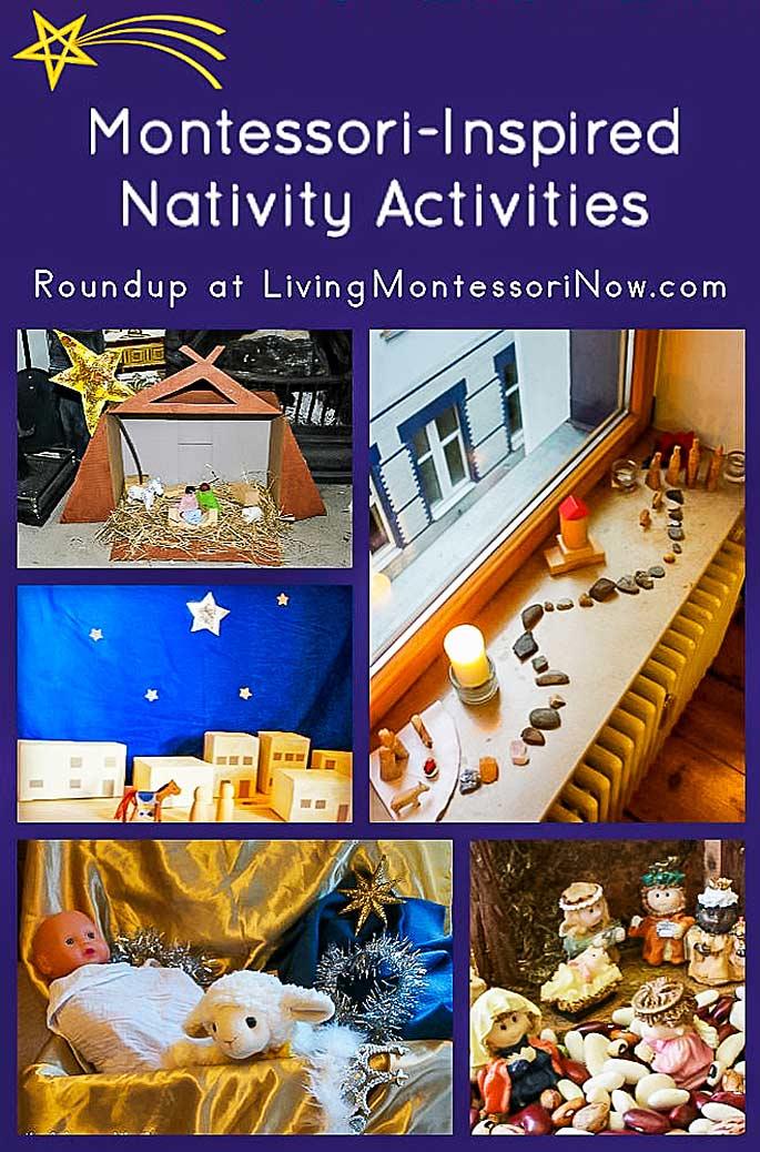 Montessori-Inspired Nativity Activities