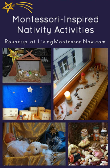 Montessori-Inspired Nativity Activities