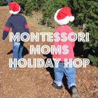 Montessori Moms Holiday Hop