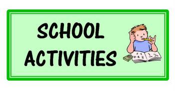 photo of The ABCs of School Activities