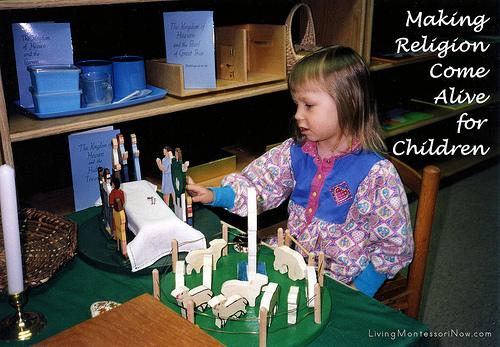 Making Religion Come Alive for Children